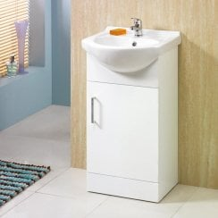 450mm Base Unit & Basin