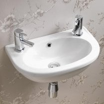 Carolina 360mm x 261mm Cloakroom Basin