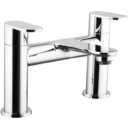 Alpha Urban Bath Filler (2 hole)