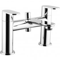 Urban Bath Shower Mixer & Kit (2 hole)