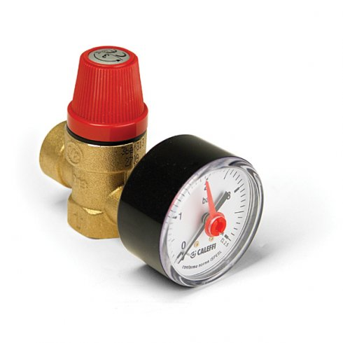 Altecnic Safety relief valves series 313