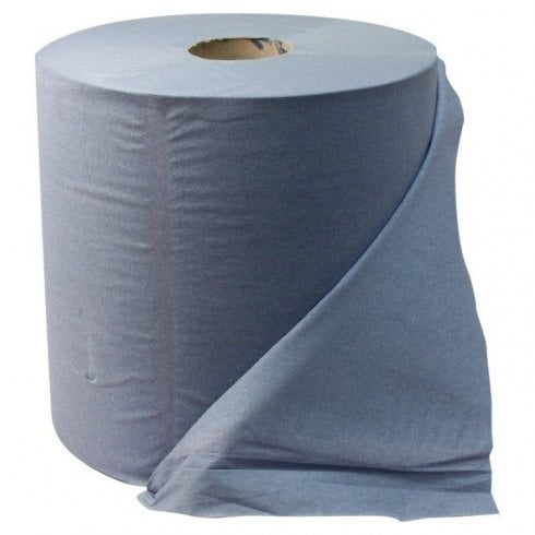 Arctic Hayes Blue Paper roll 2 ply