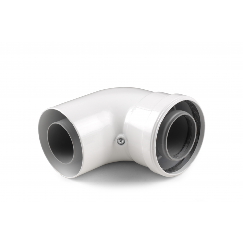 Ariston 90° Coaxial Elbow