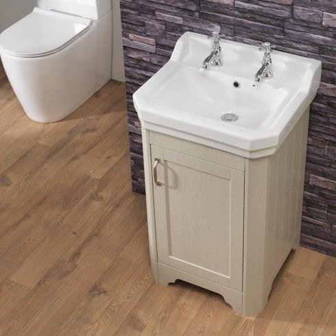 Ascent Furniture Belmont 55 Base Unit and Basin
