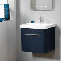 Cornell 50 Wall Hung Base & Basin