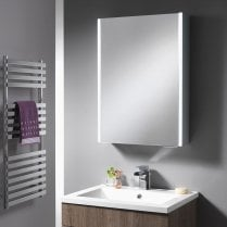 Calvus Mirrored Cabinet - 500mm, 800mm & 1200mm