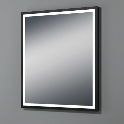 Ascent Mirrors Utah Mirror with Black Frame - 500mm