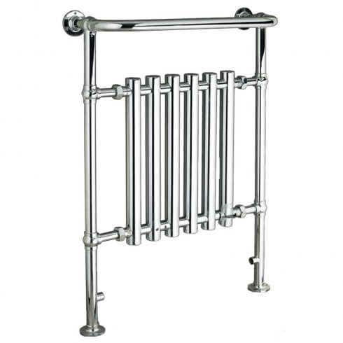 Ascent Rails Leo 952 x 683mm Rail - available in Chrome or White