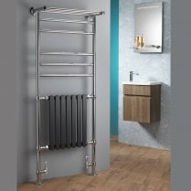 Venetian Traditional Rail with Towel Shelf