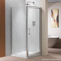 8mm Infold Doors with Easy-Clean Glass