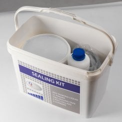 Wetroom Shower Base Sealing Kit