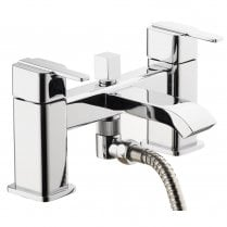 Oregon Bath Shower Mixer & Kit (2 Hole)