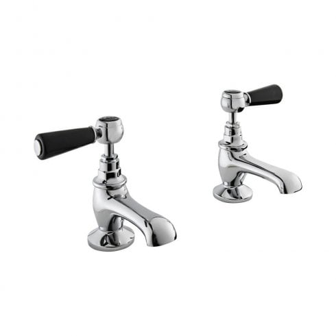 Bayswater BASIN TAPS (Lever & hex collar)