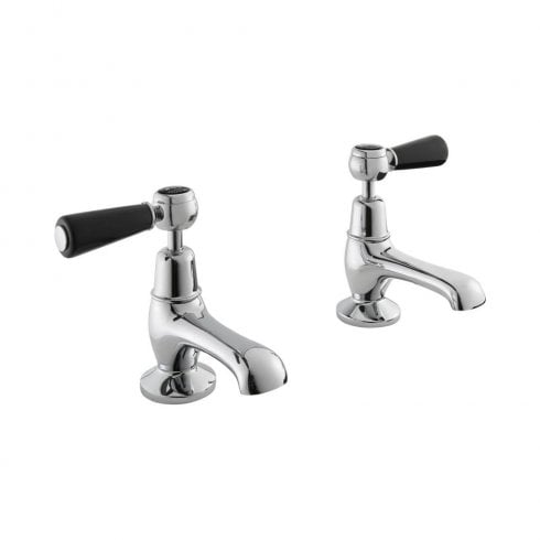 Bayswater BASIN TAPS (With lever & dome collar)