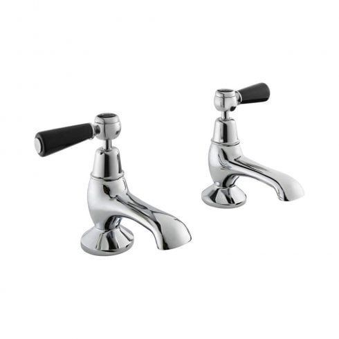 Bayswater BATH TAPS (Lever dome & collar)