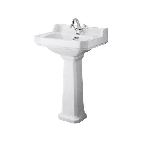 Bayswater FITZROY 560MM 1 TAP HOLE BASIN