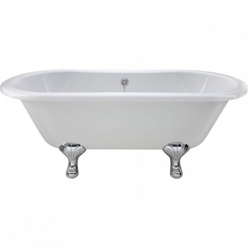 Bayswater LEINSTER 1700MM DOUBLE ENDED FREESTANDING BATH
