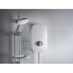 Solis Shower White