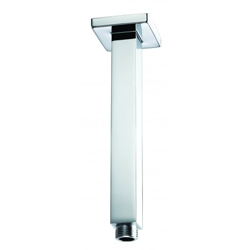 Bristan Square Ceiling Fed Arm 200mm