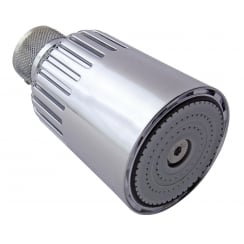 Swivel Showerhead with Vandal Resistant Screw Fixing