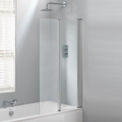 2-Fold Bath Screen - 1400 x 860mm