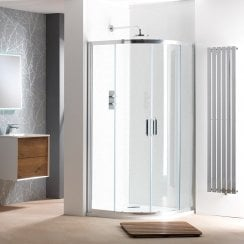 6mm 2 Door Quadrant Enclosures with Easy-Clean Glass