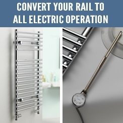 Conversion To All Electric Use