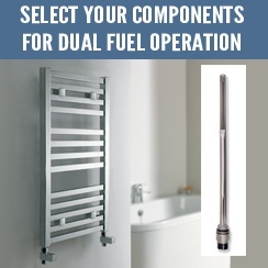 Dual Fuel Conversion Components
