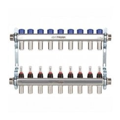 STAINLESS STEEL UFH MANIFOLDS & ANCILLARIES