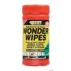 Everbuild Wonder wipes