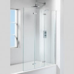 3-Fold Bath Screen - 1500 x 1265mm