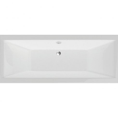 Genesis Arizona/Elegancia Bath with Option 1 Whirlpool - 1700 x 700mm & 1800 x 800mm