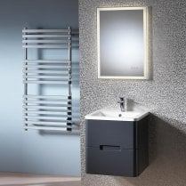 Eton 50 & 60 Wall-Hung Base Unit & Basin