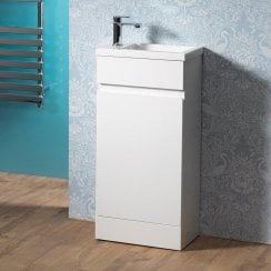 Urban 40 Slimline Base Unit & Basin