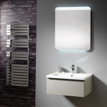 Urban 50 & 60 Wall-Hung Base Unit & Basins
