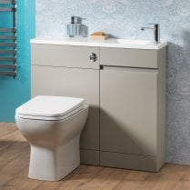 Urban 90 Slimline Base Unit & Basin