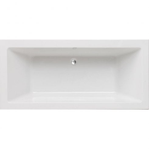 Genesis Nevada Bath with Option 1 Whirlpool - 1700 x 800mm & 1800 x 800mm