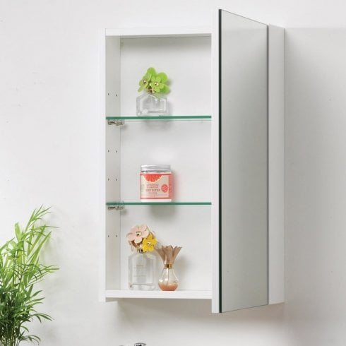 Genesis Options Mirrored Cabinets - 400mm to 1200mm