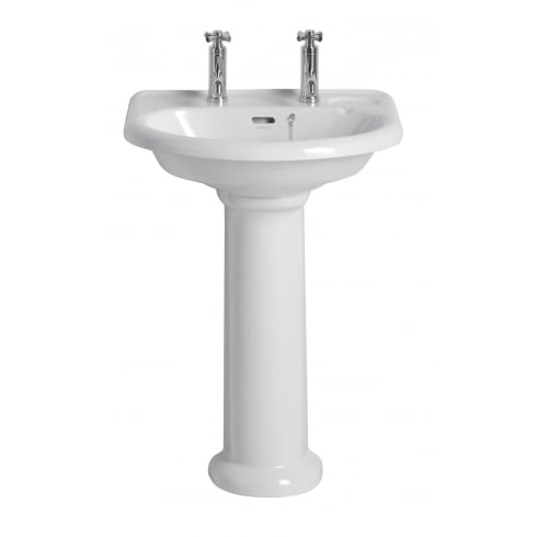 Heritage Bathrooms Belmonte - Pedestal