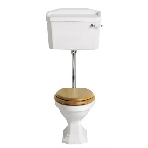 Heritage Bathrooms Granley - Low & High Level WC (Pan)