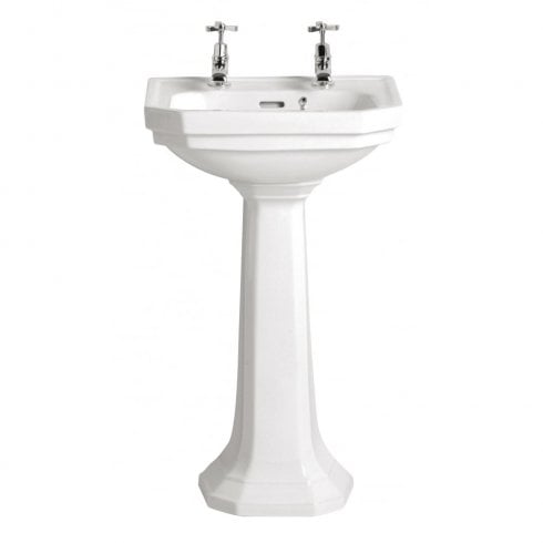 Heritage Bathrooms Granley - Tall Pedestal