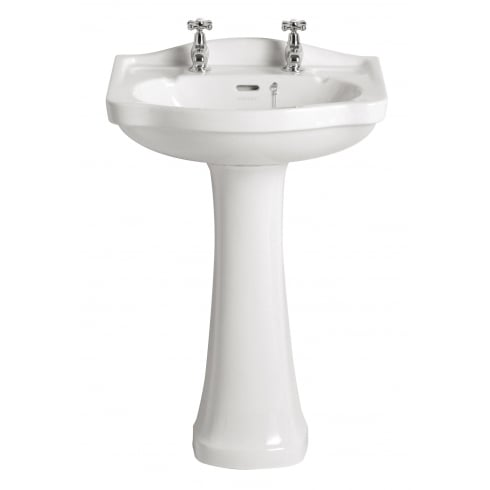 Heritage Bathrooms Rhyland - Standard Basin 1TH / 2TH