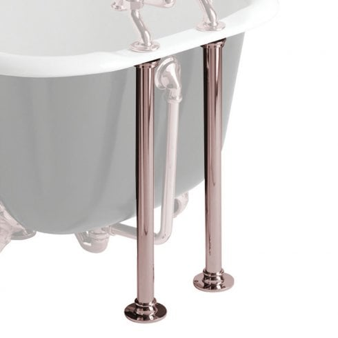 Heritage Bathrooms Shrouds Rose Gold
