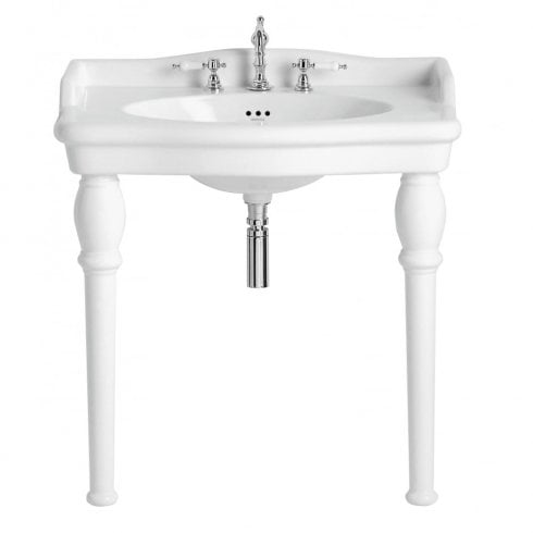 Heritage Bathrooms Victoria - Console Basin Legs (Pair)