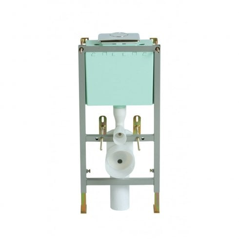 Heritage Bathrooms Wall Hung Frame & Concealed Cistern