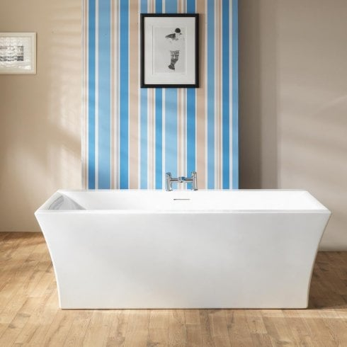 Iconic Charlotte Freestanding Bath - 1800 x 800mm