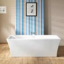 Charlotte Freestanding Bath - 1800 x 800mm