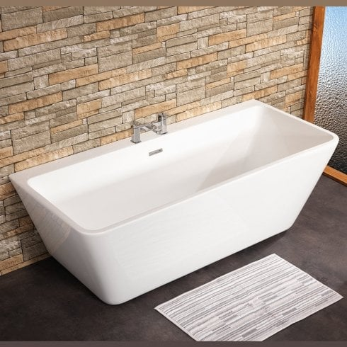 Iconic Monza Freestanding Bath - 1700 x 750mm
