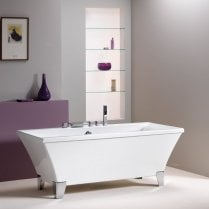 Warwick Freestanding Bath - 1700 x 740mm