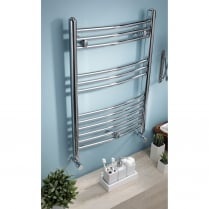 K-Rail 19mm Curved Towel Rails